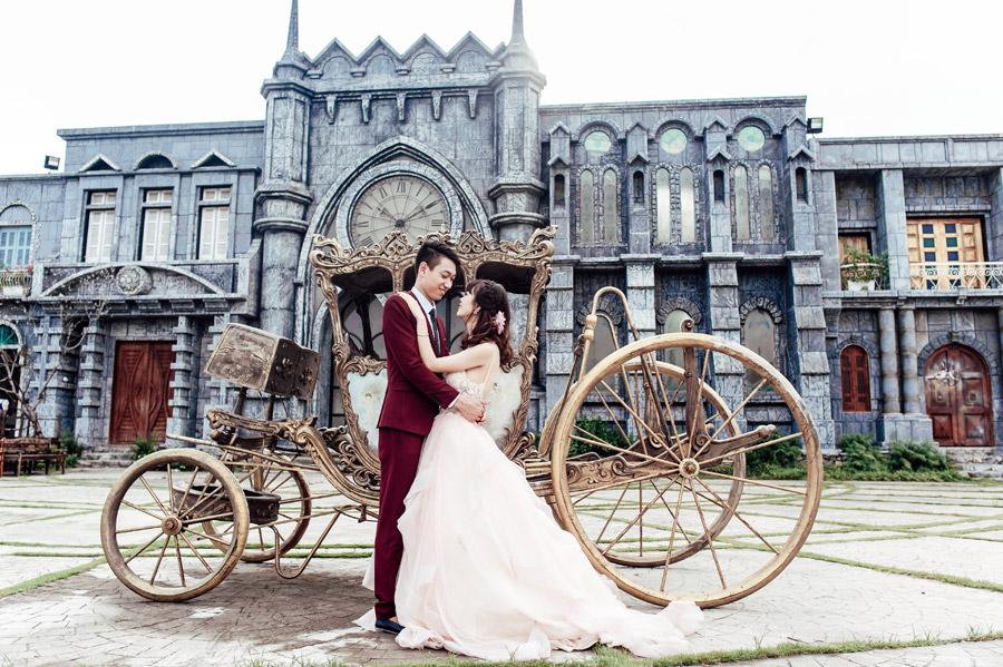 専門式場の結婚式