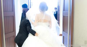 大安の結婚式