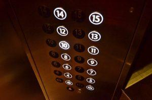 エレベーターがある