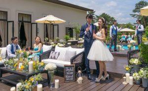 プリンスホテルのVR結婚式