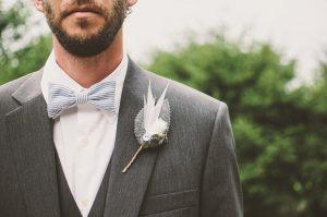 花婿の衣装