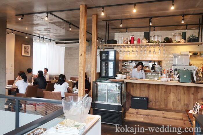 横浜山手の一軒家レストランウェディング
